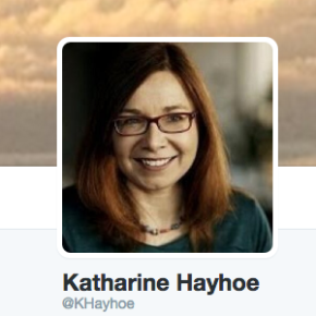 Katharine Hayhoe is trying toconnect