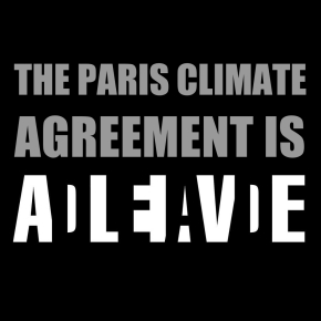 #Clexile – Trump Exits Schroedinger's Paris Climate Accord