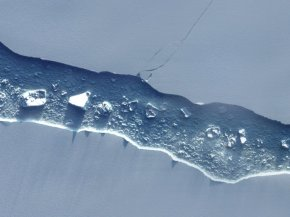 BBC Malfunction. Corporation Reports 'No role' for Climate Change in Antarctic Iceberg Calving – Normal Service Expected To ResumeShortly