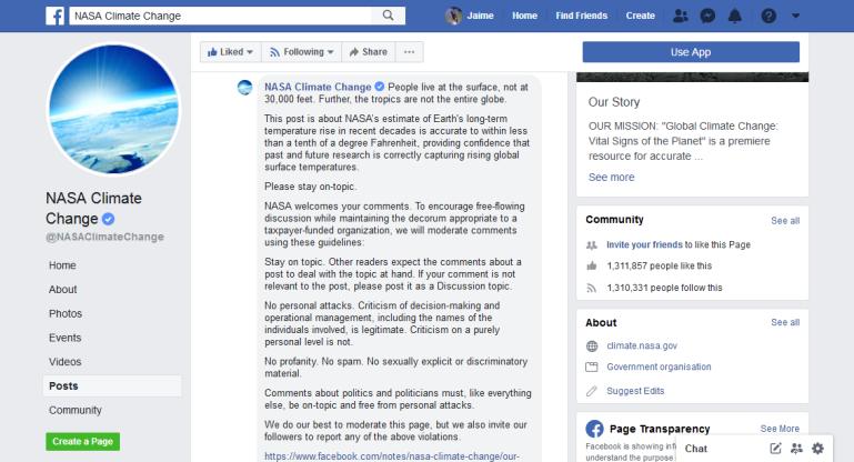Screenshot_2019-05-24 NASA Climate Change - Posts