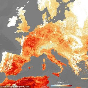 European Temperature Extremes: Models Don't Fit, Data Isn't As Expected, So Therefore It Must Be ClimateChange!