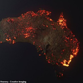 The Australian Fires/Climate Change Link: Activists Spread BS Across The Media – Because They've Got Nothing To Go On
