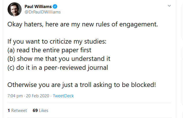 Screenshot_2020-02-20 Paul Williams on Twitter Okay haters, here are my new rules of engagement If you want to criticize my[...]