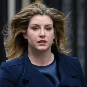 Penny Mordaunt's Face
