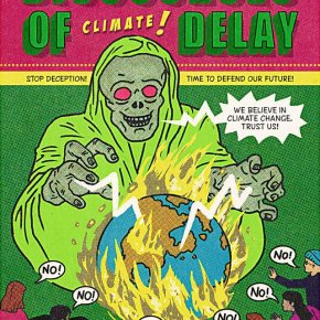 Climate Delay the ComicBook